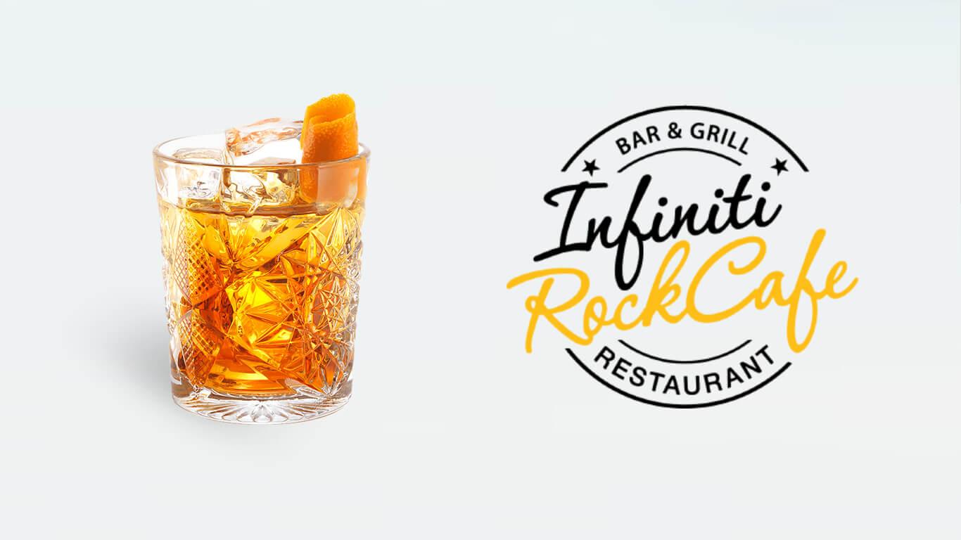 Tvorba web stránok Infiniti Rock Cafe Bratislava